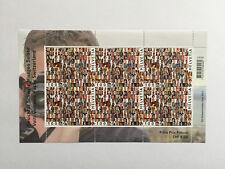 Feuille de 6 timbres suisses YT CH 2207, Zum:CH 1451 neuf** émis en 2013