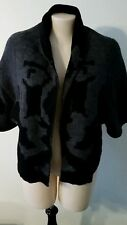 BNWT Plus Size Taking Shape Black and Grey size S Wool Acrylic