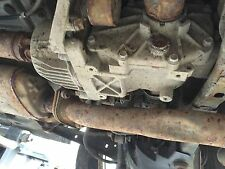 TOYOTA RAV-4 2.2 D4D REAR DIFFERENTIAL 21,000 MILES 2012