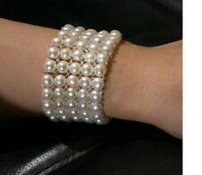 Stretch Adjustable Beaded Costume Bracelets
