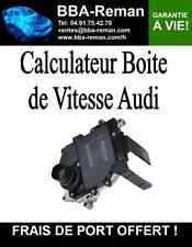 Réparation - Calculateur de Boite Automatique Audi A4, A6 référence 01J927156 JJ