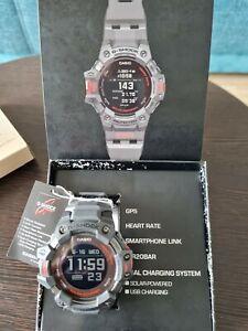 CASIO G-SHOCK G-SQUAD - GBD-H1000-8ER - Armbanduhr neuwertiger Zustand, Garantie