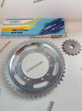 Puch Maxi N S Kettensatz 16 Z Ritzel  zu 48 D94 Kettenrad mit Kette