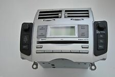 TOYOTA YARIS RHD 2006 CD RADIO PLAYER TUNER HEAD UNIT 86120-52480 CQ-TS0570A