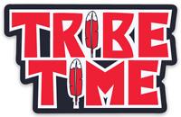 Cleveland Indians Tribe Time Magnet Cleveland Ohio