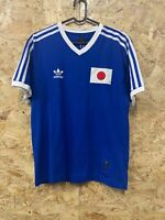 Adidas Originals Japan Nippon TSHIRT Blue BNWT Fifa World Cup Size Extra Small