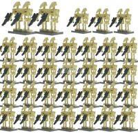 100Pcs/Lot Lego Star Wars Battle Droid Ro-Gr K2So Figures Starwars Minifigures