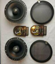 Jl Audio Xr650-Cx 6.5-inch. Jl Xr Cross over Bundle Speaker System car stereo