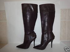 $570 NIB MARCIANO GUESS ARNIE KNEE HIGH BOOTS SHOES SIZE 6.5 8 10