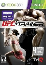 UFC Personal Trainer: The Ultimate Fitness System-Xbox 360 Spiel