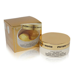 Peter Thomas Roth • Gold Pure Luxury Lift & Firm Hydra-Gel Eye Patches • New