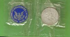 #D209. 1971 USA SILVER EISENHOWER  DOLLAR, UNCIRCULATED