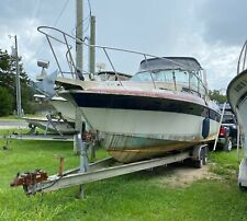 1988 Wellcraft Monte Carlo 28' & Trailer - Florida