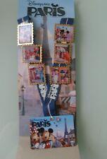 Laniere DISNEYLAND PARIS +6 PINS 2013 thème Paris