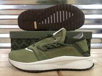 Puma TSUGI Shinsei FOOTPATROL Sneakers Capulet Olive Green SZ ( 366125 01 )