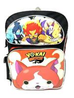 "Yokai Yo-Kai Watch 16"" Large Backpack. Authentic Brand New."