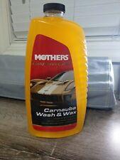 MOTHERS 05674 California Gold Carnauba Wash and Wax 64 Oz.