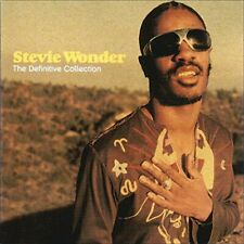 Stevie Wonder -Definitive Collection - Best Of / Greatest Hits - CD Neu & OVP