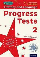 Read Write Inc. Literacy and Language: Year 2: Progress Tests 2 by Miskin, Ruth|