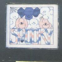 San Man Originals Cross Stitch Spooky Chart Pattern