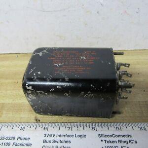 TRANSFORMERS POWER 500VCT @ 20mA 6.3 V @ 1.2A 6.3V @ .6A HAM RADIO A
