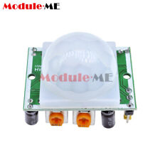 10pcs Hc Sr501 Ir Pyroelectric Infrared Pir Motion Sensor Detector Module