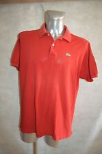 POLO  LACOSTE CHEMISE DEVANLEY  TAILLE 6 XL DRESS SHIRT/CAMISA/CAMICIA  BE