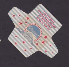 Etiquette de lame de rasoir Suède BN27129 Paramount
