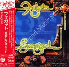 FOGHAT ENERGIZED CD MINI LP OBI  + BOOKLET SEALED
