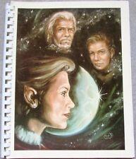 "Star Trek TOS Fanzine ""Vault of Tomorrow: Whisper of the Wind"" Gen Vintage Novel"