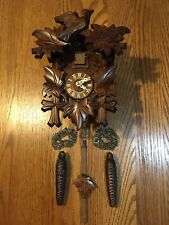 New ListingSchneider Black Forest Cuckoo Clock 1 Day Movement Wood Germany