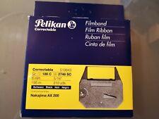 Pelikan Farbband 186c 519843 schwarz Korrekturfähig Olympia Carre
