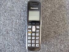 Panasonic Kx-Tga641T Cordless Expansion Handset Phone Kx-Tga641.Used