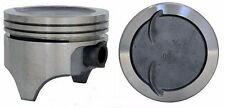 1967-1993 Chevy GM Car 350 5.7L OHV V8 W/ 305 Heads - DISH TOP PISTONS & RINGS