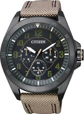 Citizen Military Eco Drive BU2035-05E