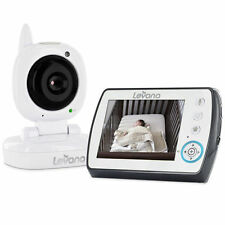 "Levana Ayden 3.5"" Digital Video Baby Monitor with Night Vision Camera"