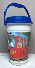 Disneyland CAL ADVENTURE (Red Cable Car) Souvenir Popcorn Bucket (NEW) 2013