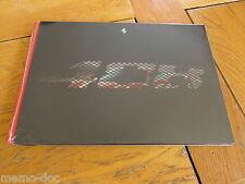HB Brochure FERRARI 488  GTB  : catalogue cartonné de 76 pages + étui  GB /IT