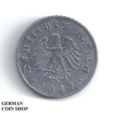 5 Reichspfennig 1947 A Zink - Deutschland unter alliierter Besatzung