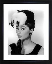 Audrey Hepburn Framed Photo CP0019