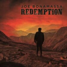 JOE BONAMASSA REDEMPTION CD (Released September 21st 2018)