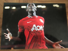 "Hand Signed Danny Welbeck 12x8"" Manchester United Photo,Arsenal,Watford,England"