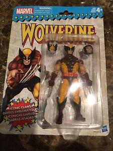 Marvel Legends Vintage Wolverine NIB