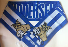 HUDDERSFIELD Football Scarves NEW from Superior Acrylic Yarns