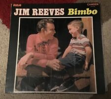 Jim Reeves - Bimbo - 12' Vinyl LP Record