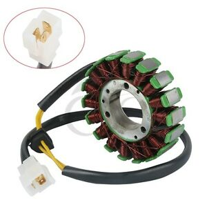 Magnetor Stator Coil 18P With 3PINS Fit For Johnny Pag Spyder Raptor 250/300/350