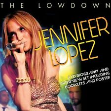 JENNIFER LOPEZ-THE LOWDOWN  CD NEW
