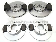 AUDI A6 ALLROAD ESTATE (C5) 2.5 & 2.7 TDi FRONT & REAR BRAKE DISCS AND PADS NEW