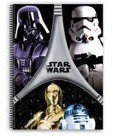 Star Wars Quaderno per Appunti A5 Darth Vader Montichelvo