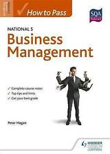 How to Pass National 5 Business Management by Peter Hagan (Paperback, 2013)